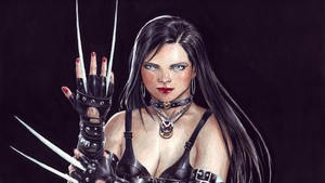 X-23 / Laura Kinney Wallpaper