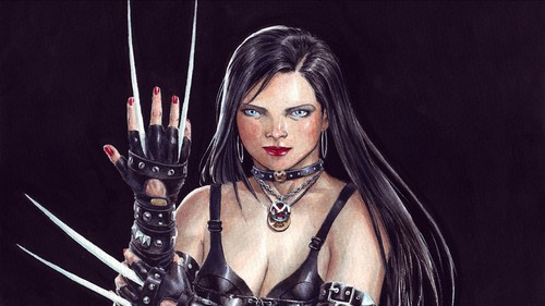 X-Men wallpaper called X-23 / Laura Kinney Wallpaper