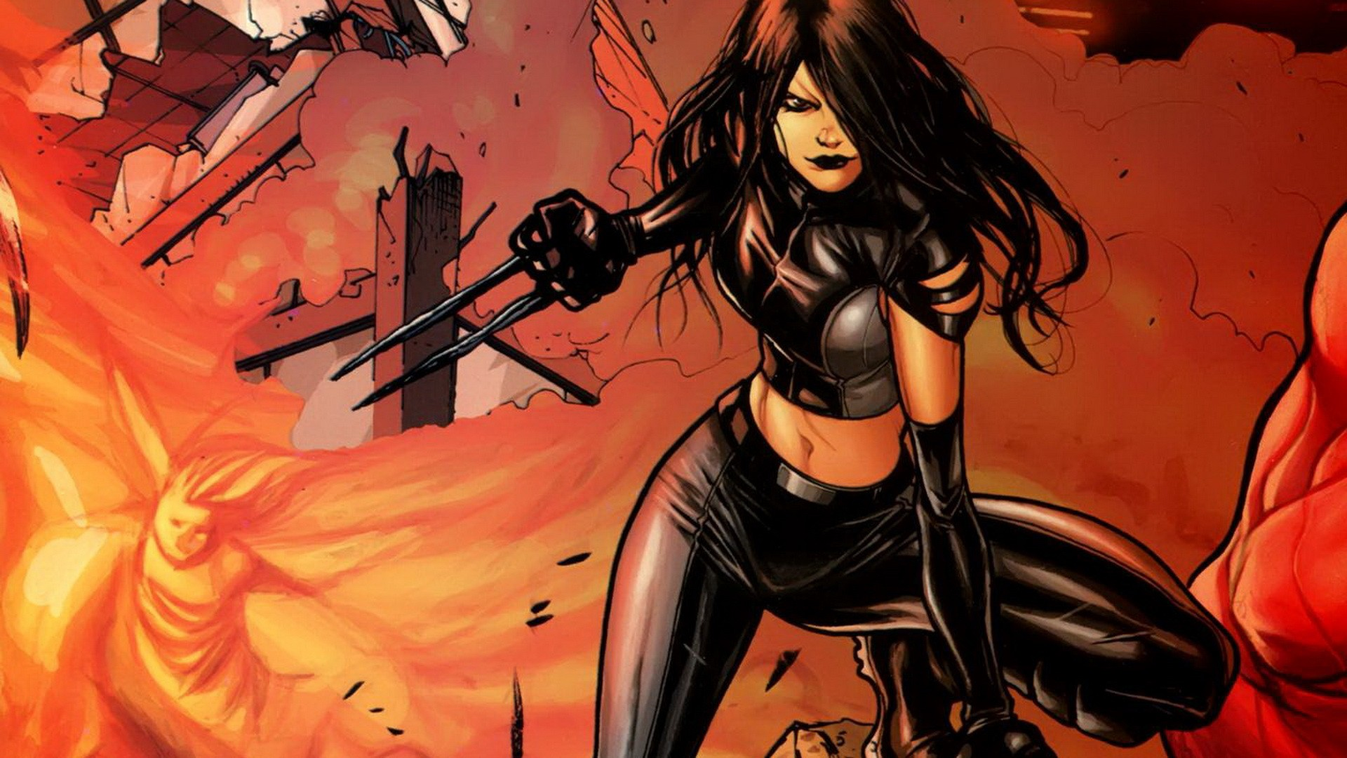 Men X-23   Laura Kinney WallpaperX 23 Marvel Wallpaper