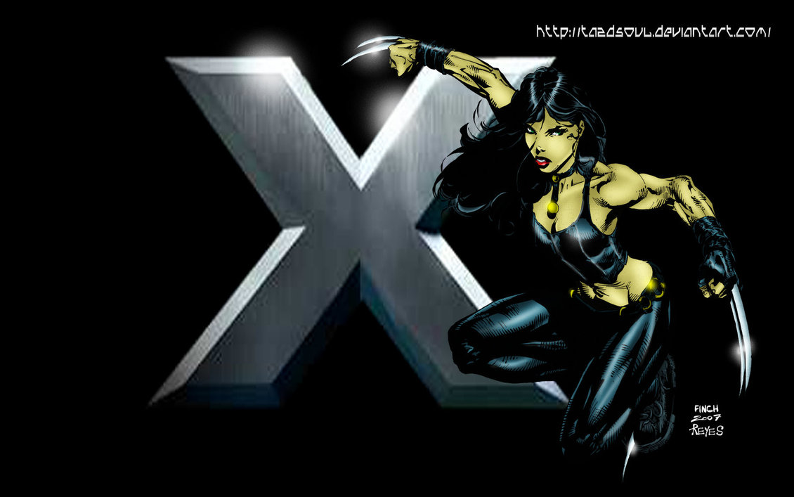 Men X-23   Laura...X 23 Wallpaper