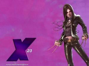 X-23 / Laura Kinney 壁纸