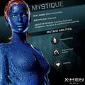 X-Men: Days Of Future Past Mystique Dossier