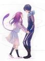 Yatori  <3  - anime fan art