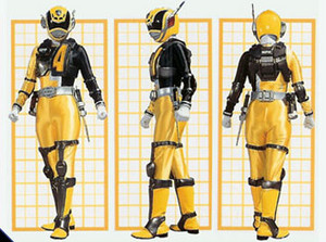 Yellow swat mode