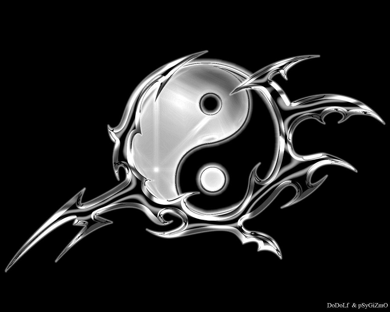 Club Of Awesomeness Images Yin Yang Symbol Hd Wallpaper And