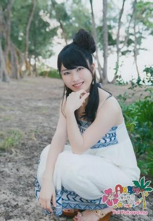 Yokoyama Yui ~Hawaii wa Hawaii~