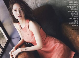 Yoona - InStyle May Issue