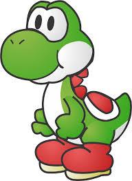 Yoshi From Super Mario World