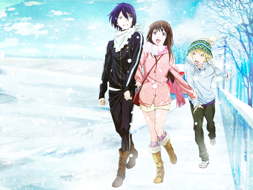 cute wallpaper for computer noragami - photo #7