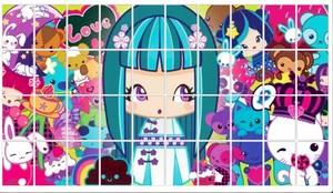 Yumi Kioko Berry Poster