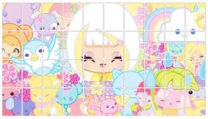 Yumi blossom poster