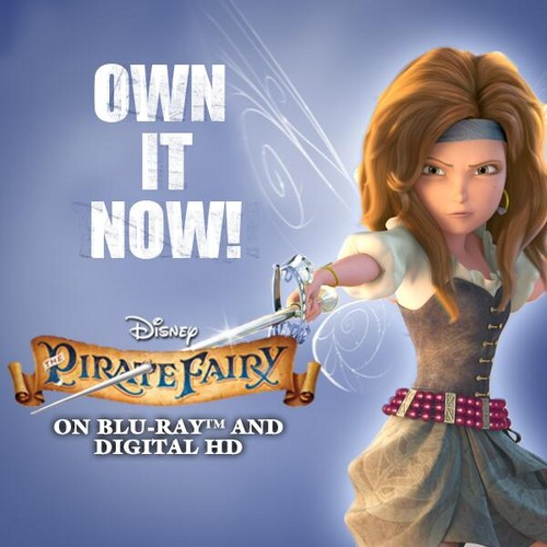 Disney Fairies Movies Wallpaper Containing A Cocktail Dress And Portrait Called Zarina The Pirate Fairy