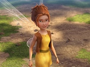 Zarina the Pirate Fairy