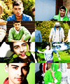 Zayn Green♈             - one-direction photo