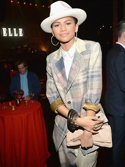 Zendaya Elle Event (April 22, 2014)