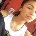 Zendaya Instagram Selfie Yesterday :)