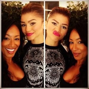 Zendaya Selfie 2014 ;)