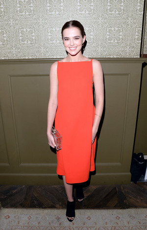 Zoey Deutch at Marie Claire's Fresh Faces Party