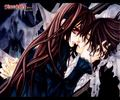 anime vampire knight - anime fan art