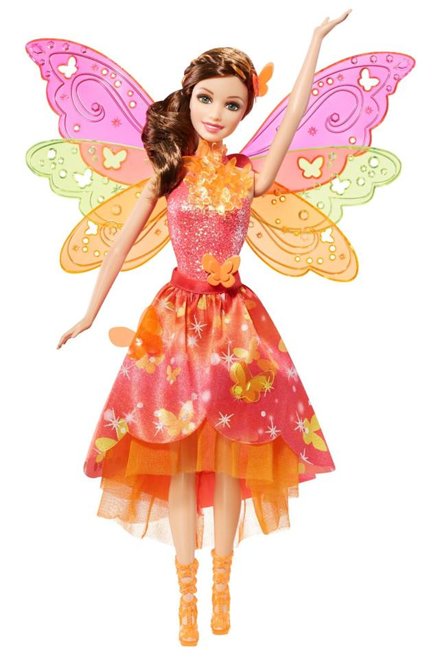 barbie wings coloring pages images