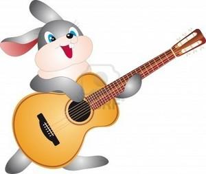 bunny ギター