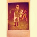 coachella 2014 - frances-bean-cobain photo