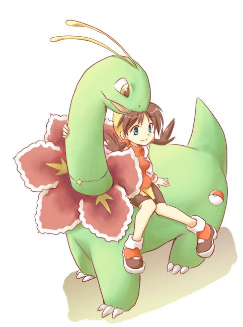 cris hb fanart  Pokémon Adventures Fan Art 36996545