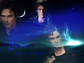 ian-somerhalder - damon salvtore wallpaper
