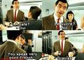 funny Mr. Bean - mr-bean photo
