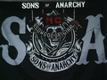 hand made SOA sign