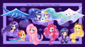 humanized ponie - my-little-pony-friendship-is-magic photo