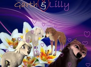 lilly and garth
