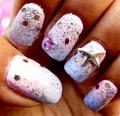 little mermaid nails - ariel photo
