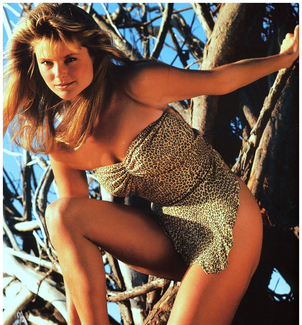 Christie Brinkleys Leaked Cell Phone Pictures