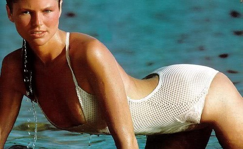 Christie Brinkley wallpaper entitled miscellaneous swimsuit pics