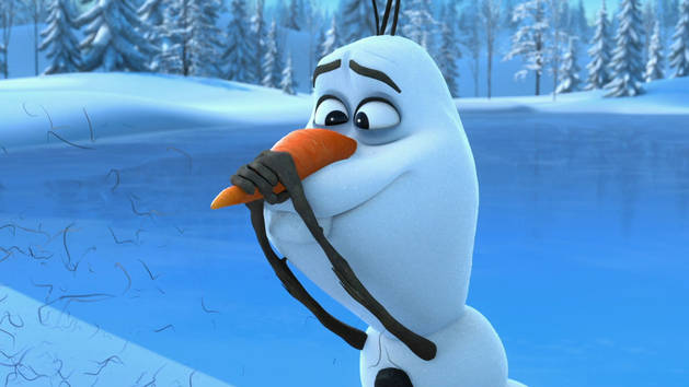 olaf is awesome