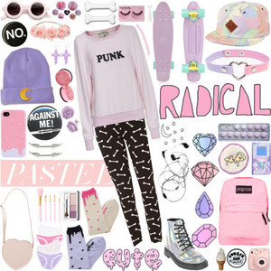 pastel-goth