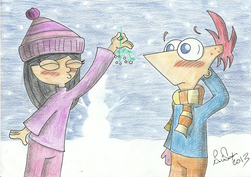 phineas and isabella