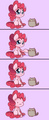 pinkie pie vs. pusheen - pusheen-the-cat photo