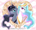 princess sisters - my-little-pony-friendship-is-magic photo
