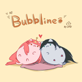 pusheen bubbline