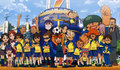 raimon eleven team - inazuma-eleven photo
