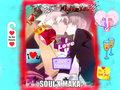 soul x maka - soul-eater fan art