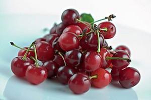 zuur, zure cherries