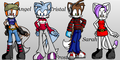 team unigted - sonic-fan-characters photo