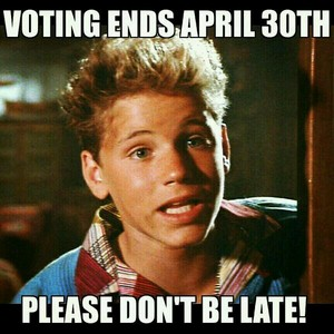 vote Corey Haim Now for Canadas walk of fame