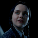 wednesday addams - addams-family icon