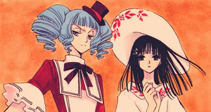 xxxHOLiC   Ame-warashi and Zashiki-warashi