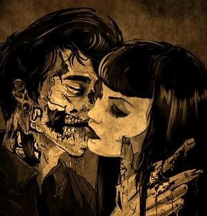 zombie tình yêu