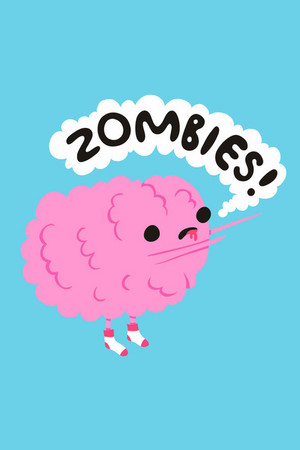 zombies brains